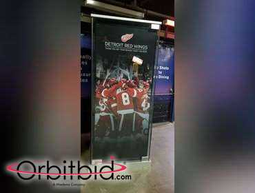 orbitbid com detroit red wings thank you 20 year season ticket