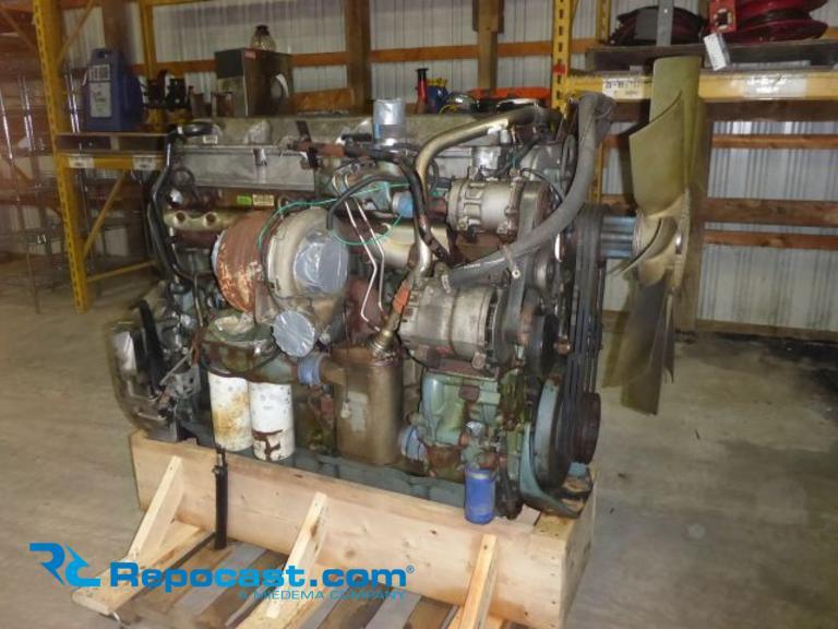 Repocast com® | Detroit Diesel Series 60  14 0 Liter 6 Cyl Turbo