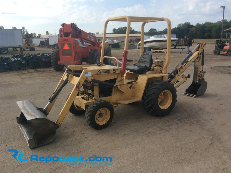 repocast com terramite t5c loader backhoe rh bid repocast com Terramite T5C Specifications Terramite T5C Specifications