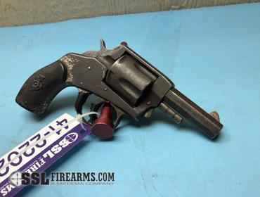 Ssl Firearms Iver Johnson American Bulldog 38 Caliber Revolver