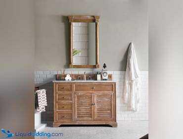 Liquidbidding James Martin Furniture Savannah Collection 48 Bath