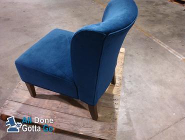 All Done Gotta Go Better Homes Garden Nolan Accent Chair New
