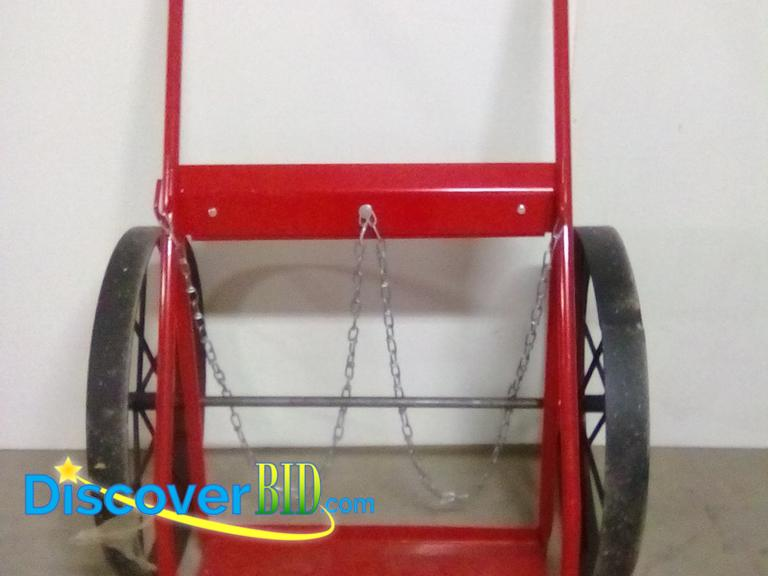 Discoverbid Com Welding Cylinder Truck Continuous Frame Flow Back
