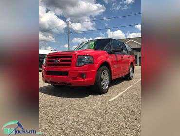 Ford Expedition Limited Edition  Built Funk Masterflex Roush