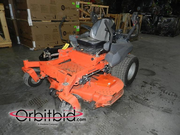 Orbitbid com® | Lot of (1) Husqvarna, model PZ6030, zero