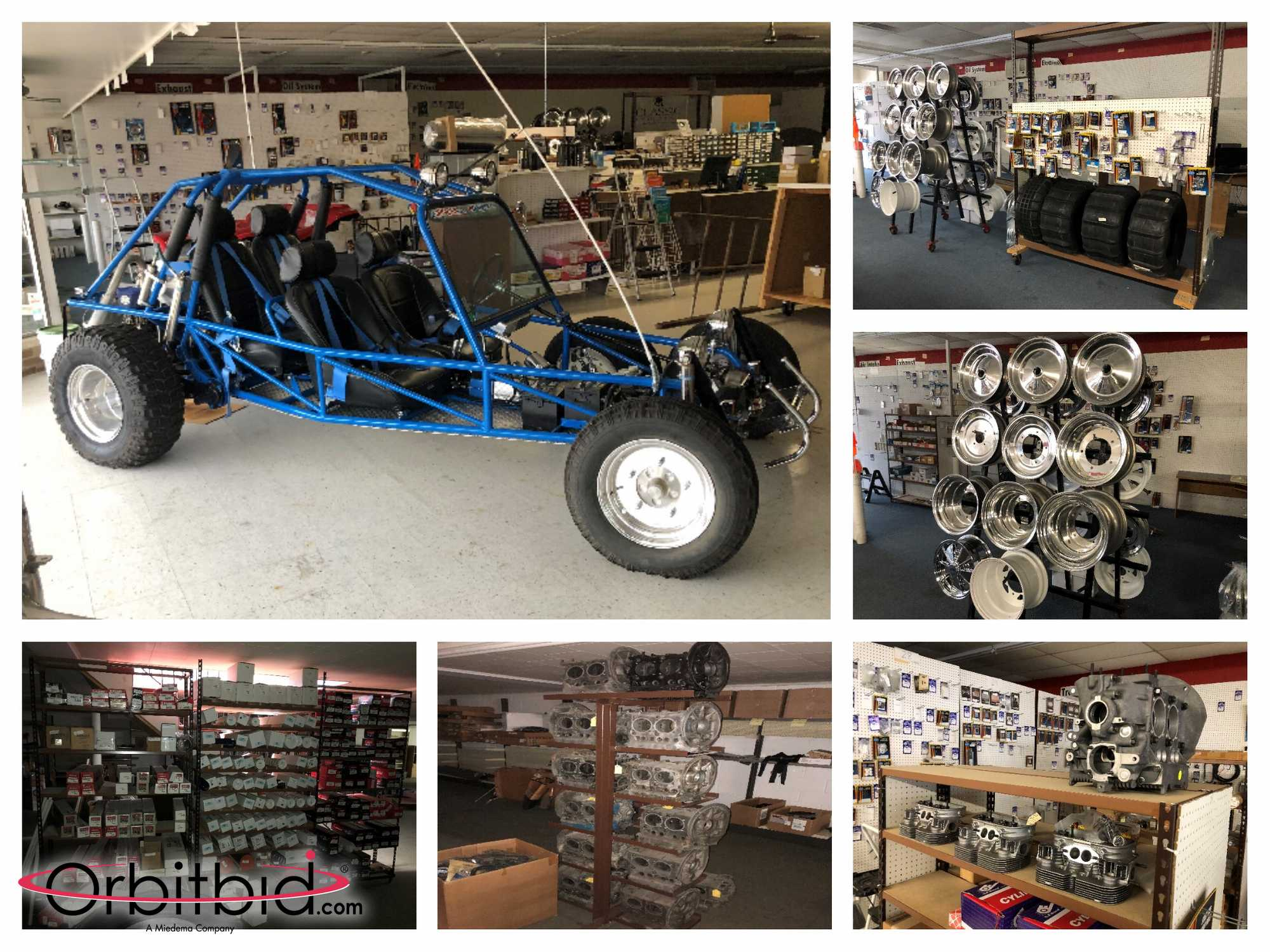 Sport Vehicle Auction