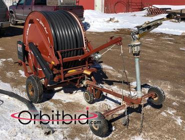 Orbitbid com® | Kifco B-160 water reel, Bellows drive reel
