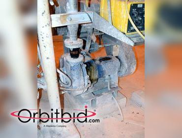 Orbitbid com® | Mission 2500 Supreme Centrifugal Pump, Model