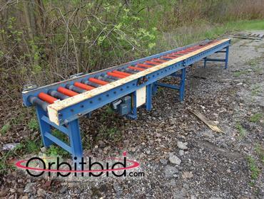 Orbitbid com® | (1) 18' long x 18