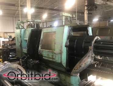 "(1) Acme Gridley model RB8, 2"" Automatic Screw Machine, SN: 35644, stock reel and stand,..."