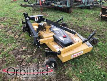 Orbitbid com® | (1) King Cutter, model RFM72-YK, 72