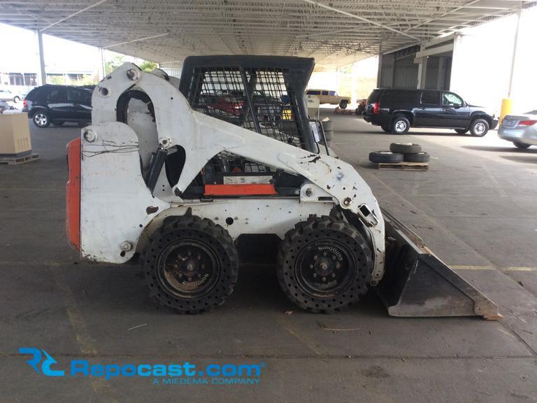 Repocast com® | Bobcat S185 Skid Steer