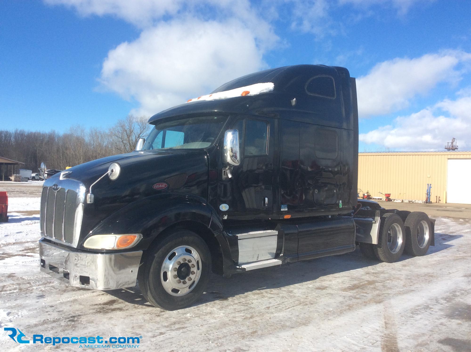 Semi-trailer truck - Wikipedia