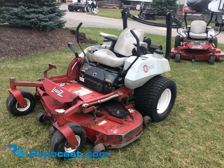 Repocast Com 174 Exmark Laser Z Zero Turn Lawn Mower