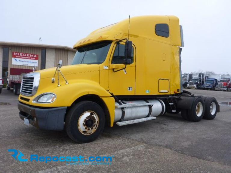 Repocast com® | 2006 Freightliner Columbia Heritage Edition