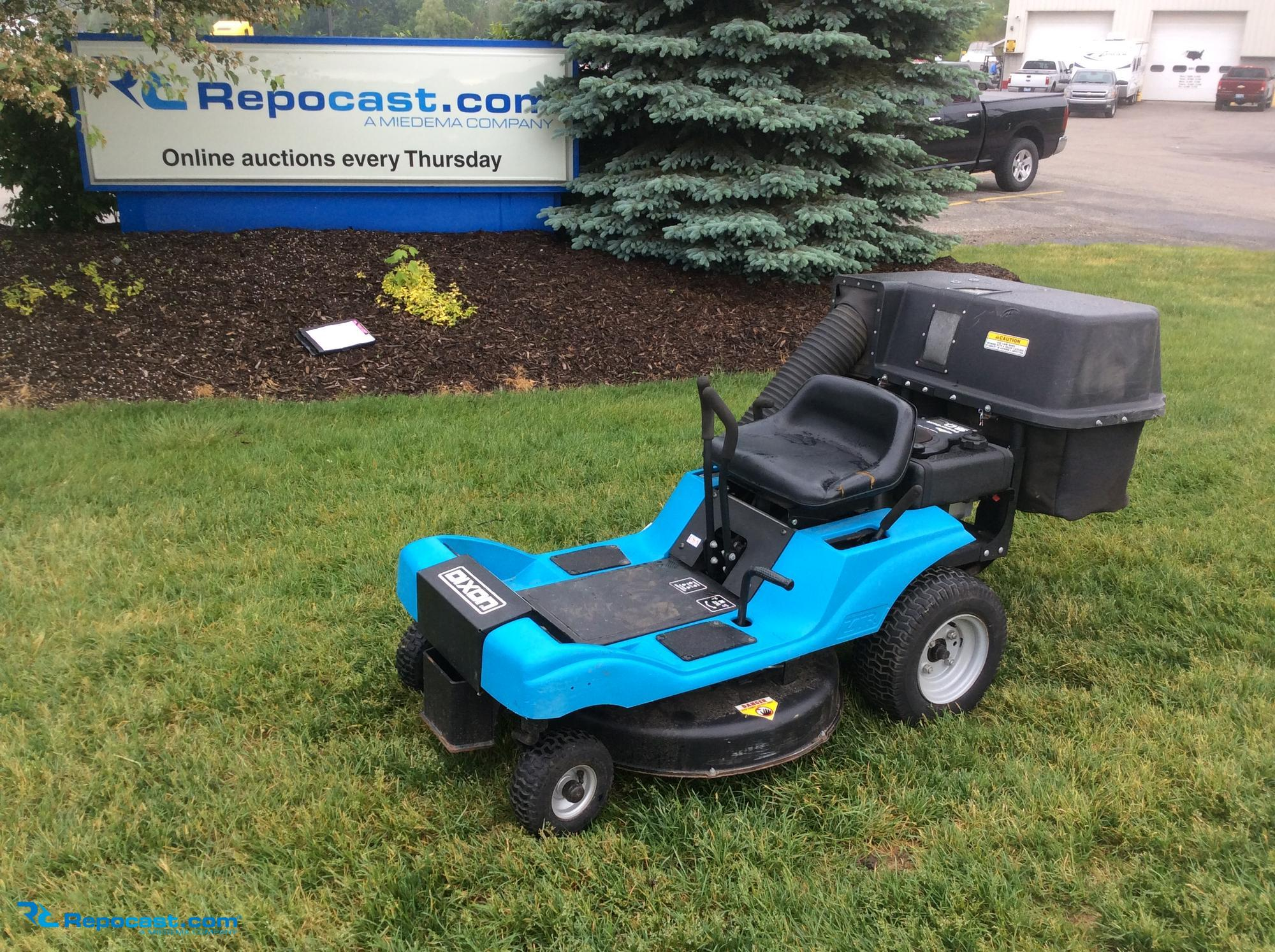 Repocast.com® | Dixon zero turn lawn mower, 9 hp...