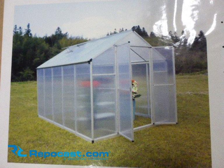 Repocast Com 174 New Tmg Industrial Twin Wall Greenhouse 8