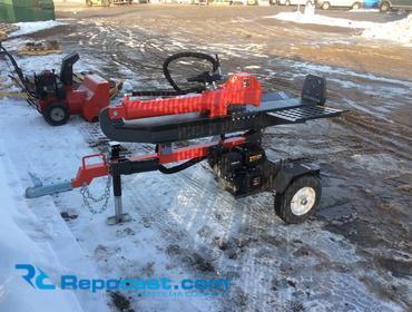 Repocast com® | TMG Industrial Horizontal and vertical 30 ton gas