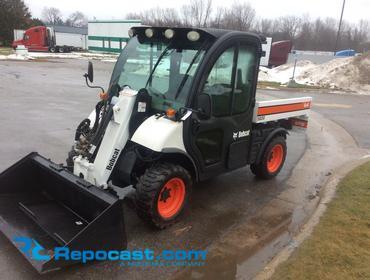 Repocast com® | Bobcat 5600 Toolcat