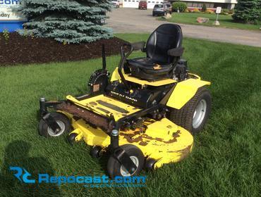 Repocast com® | Great Dane Chariot commercial Hydrostatic