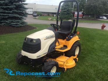 Repocast com® | Cub Cadet 5234D Compact Utility Tractor
