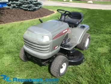 Craftsman Lt1000 Riding Mower >> Repocast Com Craftsman Lt1000 Riding Mower
