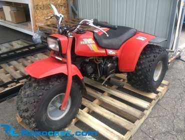 Repocast com® | Honda ATC 125M 3-Wheeler