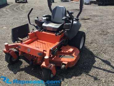 Repocast com® | Husqvarna PZT-60 Zero Turn mower