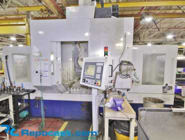 "Milltronics TT40 Vertical Machining Center, 2010 Serial # 10587 Specifications :Table Size: 80"" x..."