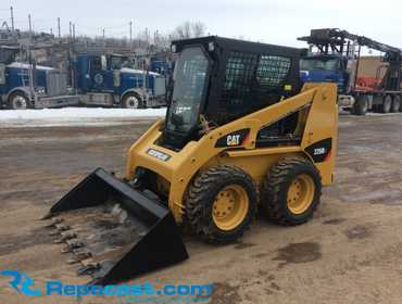 2014 Caterpillar 226B3 Skid Steer Loader