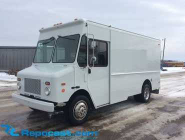 Repocast com® | 2006 Chevy Workhorse Box Truck 5B4KPD2U063415313