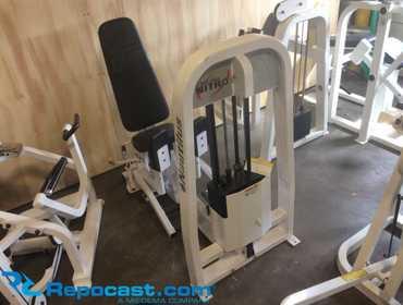 Repocast com® | Nautilus Nitro Hip Abduction/Adduction Exercise Machine