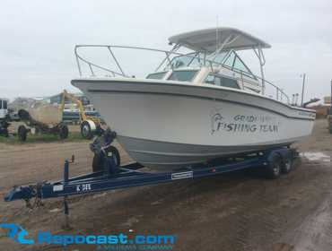 Repocast com® | 1987 Grady White Sailfish 25