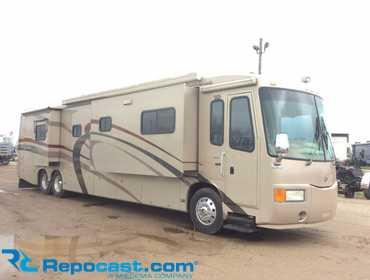 Repocast com® | 2003 Spartan Travel Supreme 45DSO1 Select