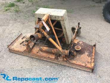 Repocast com®   Woods RM59 5' 3pt Finish Mower for parts or