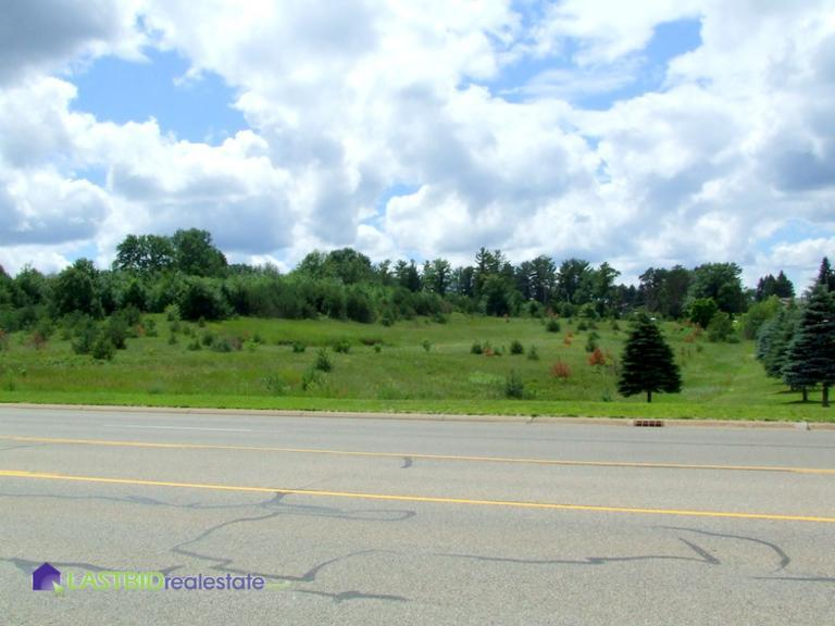 Approx. 8 Acres of Vacant Land on Business US 131 in Cadillac, MI
