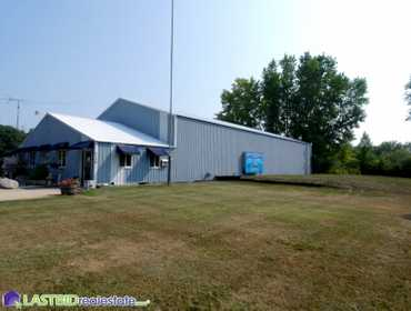 6000 Sq. Ft. Industrial Building in Mt. Pleasant, MI