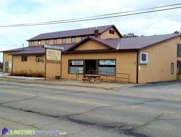 9,100 Sq. Ft. Commercial Building in Indian River, MI