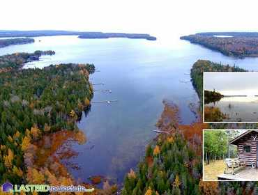 Approximately 8.4 Acres of Waterfront Property on Marquette Island in Cedarville, MI