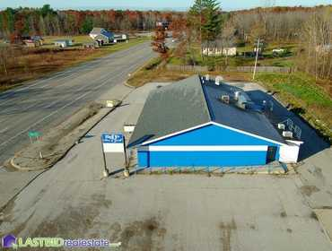 5,872 Sq. Ft. Commercial Building in Midland, MI