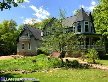 5 Bedroom Home on 10 Wooded Acres in Laughing Whitefish Point Development in Upper Peninsula, MI