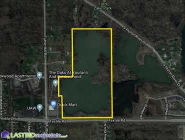 Parcel A - 36.83 Acre Future Site Development in Washtenaw County, MI