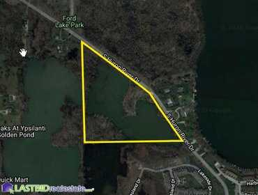 Parcel B - 21.27 Acre Future Development Site in Washtenaw County, MI