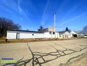 5,500 Sq. Ft. Commercial Building in Springport, MI