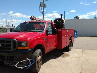1999 Ford F-450 Super Duty 2WD Service Truck