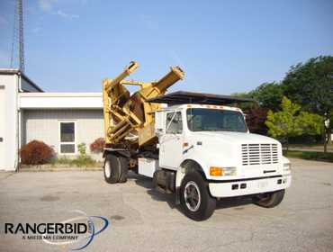 RangerBid com | 1995 International Navistar 4700 DT466 Semi Tractor