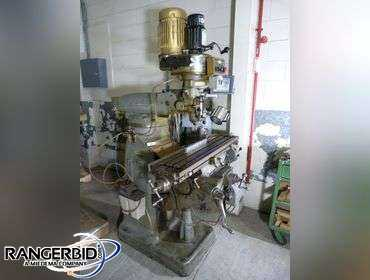 Bridgeport Milling Machine and Tooling Nice vertical Bridgeport mill. * Pre-Auction inspection:...