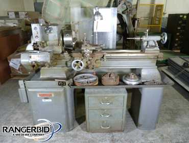 Nice Sheldon Metal Lathe with Tooling and Accessories.  * Pre-Auction inspection: November 21, 22...
