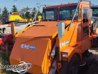 2006 Elgin Pelican P Sweeper