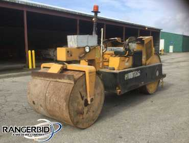 1974 Hyster C 350 BD Roller/Compactor